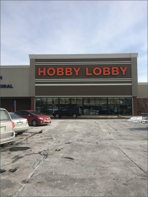 West St. Paul/Hobby Lobby